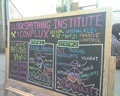conflux lockpicking
